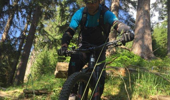 Anspruchsvolle Mountainbike Touren