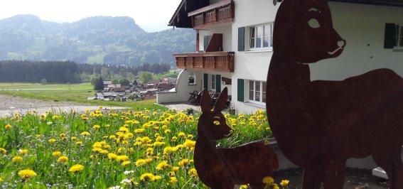 Trettbecken-Frühling