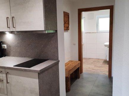 Flur-Küche Zimmer 3