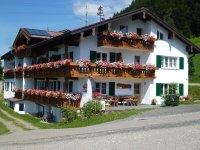 Hausansicht Landhaus Schraudolf