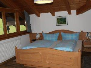 Ifenblick/Schlafzimmer