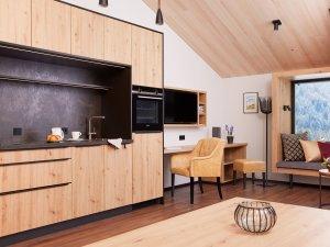 Die VIER - Küchenzeile