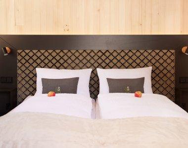 Suite Die VIER - Schlafzimmer