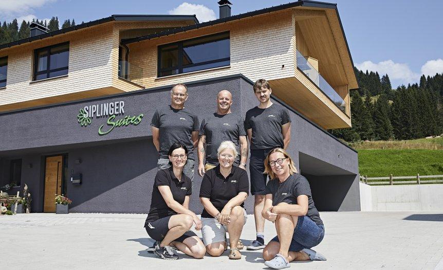 Team Siplinger Suites