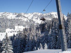 Skigebiet Hochschelpen