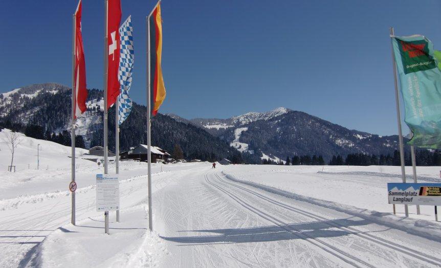Langlaufzentrum Balderschwang