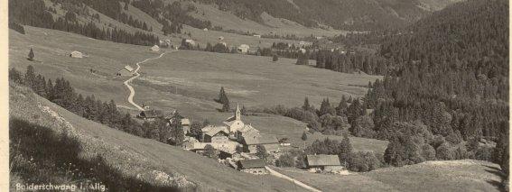 Balderschwang 1953