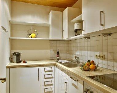 Gipfelsicht Küche