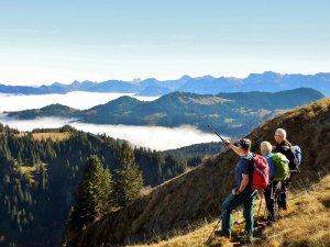 Wandern in Balderschwang