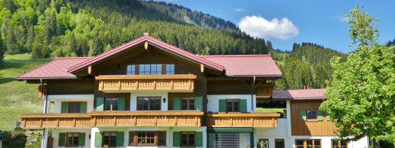 Landhaus Siplinger in Balderschwang