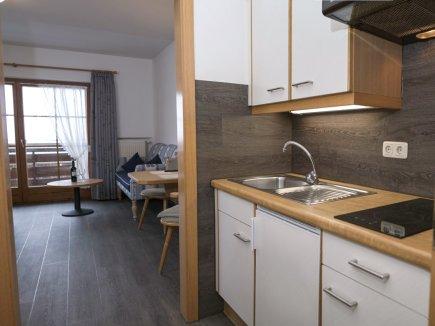 Ferienwohnung Nr. 4 - Küche