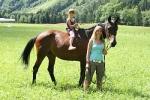 Pony-Reiten