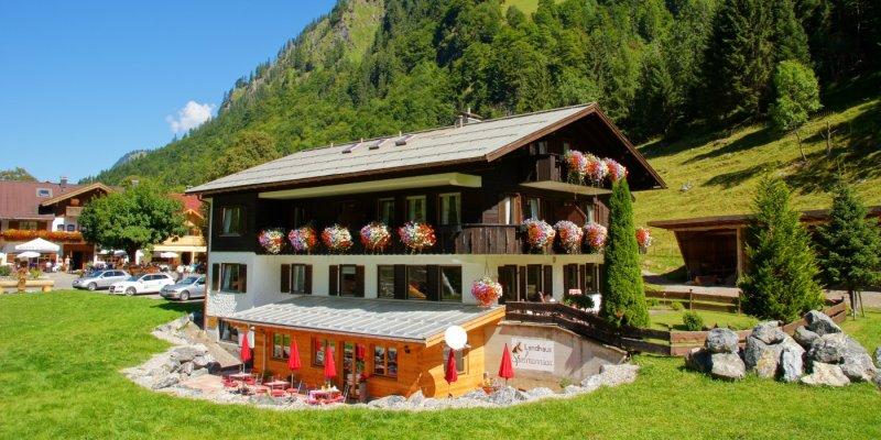 Landhaus Spielmannsau
