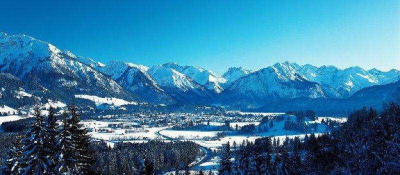 Oberstdorf view