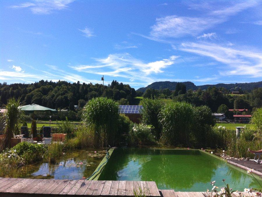 Baden in Naturwasser