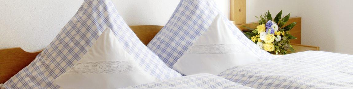 Kuschelige Betten