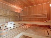 Wellnessbereich Sauna