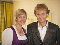 Eure Gastgeber Renate und Hubert