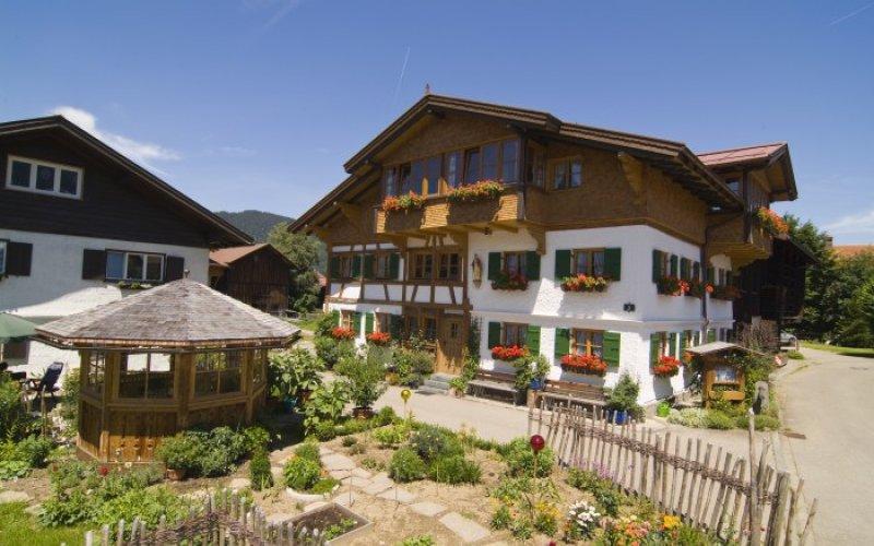 Landhaus Huber in der Blumengasse