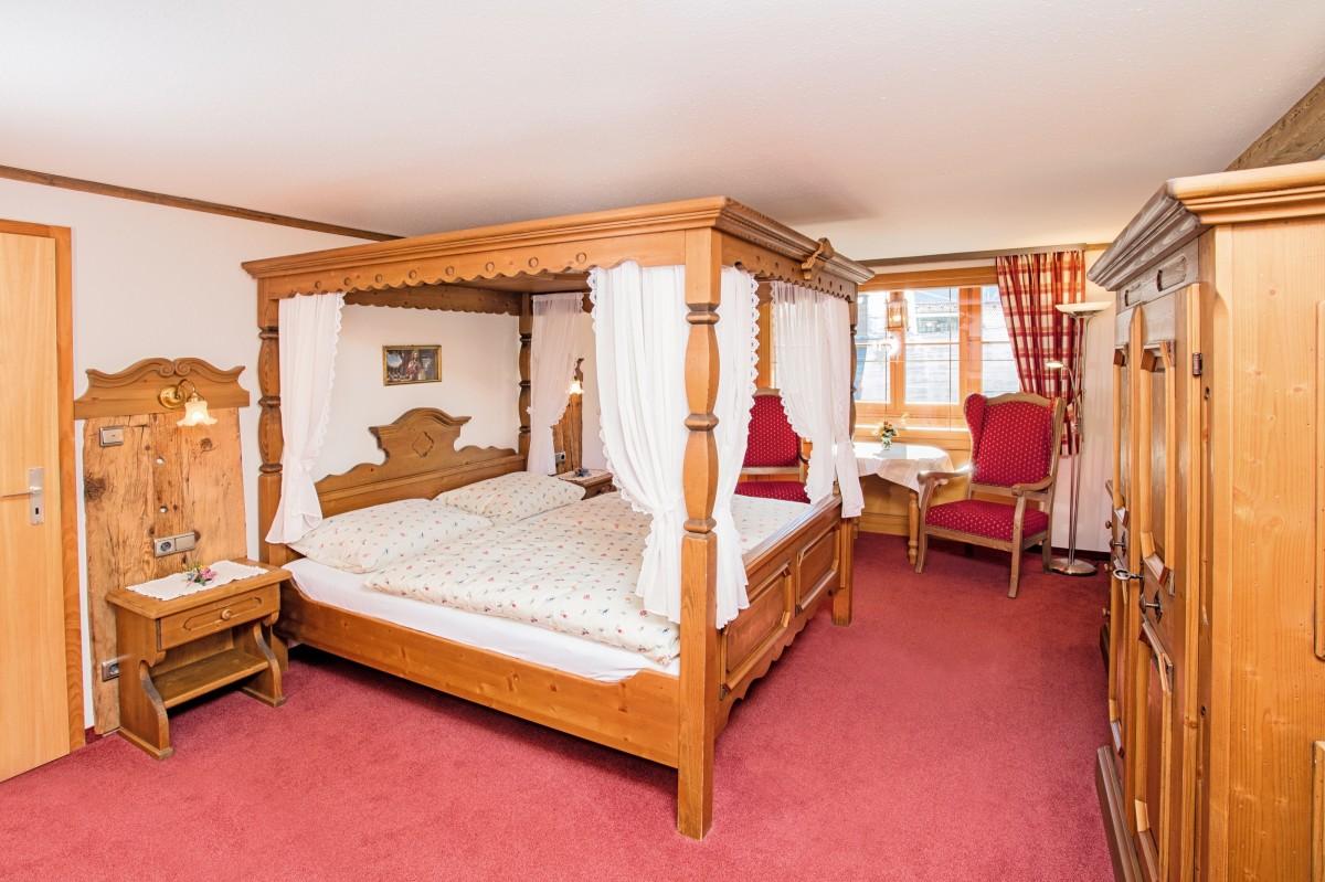 Himmelbettzimmer - Zimmer 5