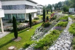 Klinikum Neumarkt - Rosengarten
