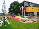 Pausenhof Schule Wolfstein Neumarkt
