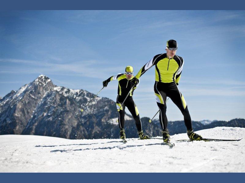 Vom Einsteiger zum Rennläufer....