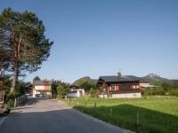 Blick auf Ortsteil Kornau