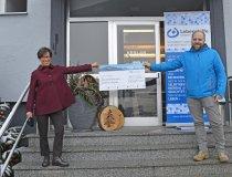 Spende Firma KESLAR GmbH