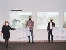 Spende Liebherr-Verzahntechnik GmbH