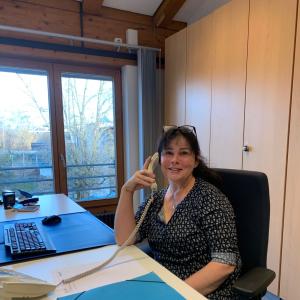OBA-Telefontreff mit Gabi Rapp