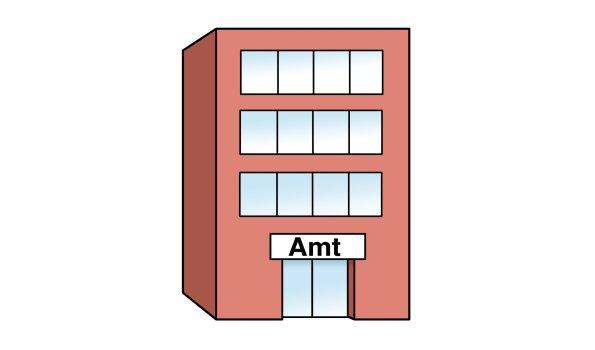 Amt Gebäude