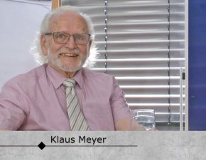 Klaus Meyer - Zeitzeuge im Ehrenamt
