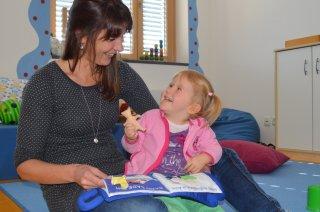 Kinderhilfe Allgäu setzt auf frühe Hilfen