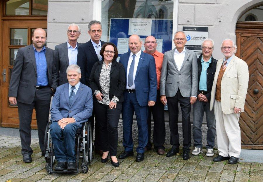 Stiftungsrat und Stiftungsvorstand