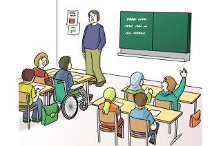 Schule innen
