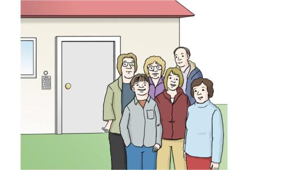 Wohnengruppe