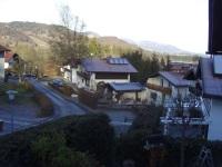 Balkonblick aus Zimmer 1+2