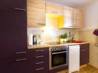 Ferienwohnung Kornblume: Küche