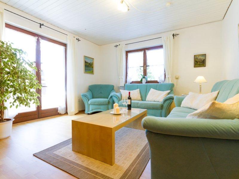 Ferienwohnung Kornblume: Wohnzimmer