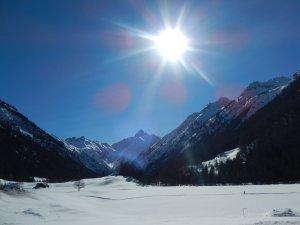 Trettachtal Riefenkopf Winter