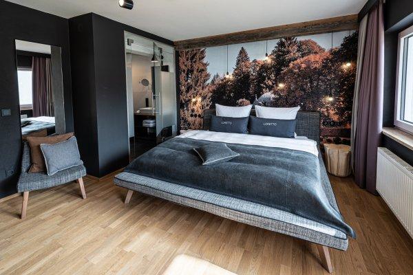 Schlafzimmer 1 Wohnung Bienenstock