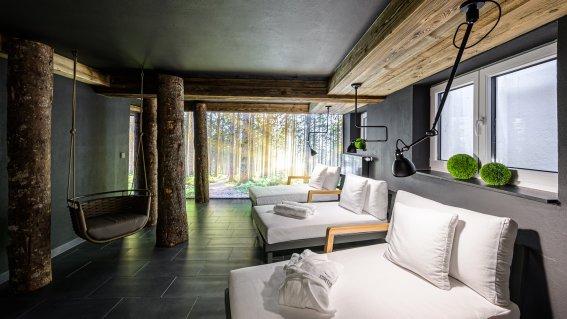 Entspannungsbereich Loretto Oberstdorf
