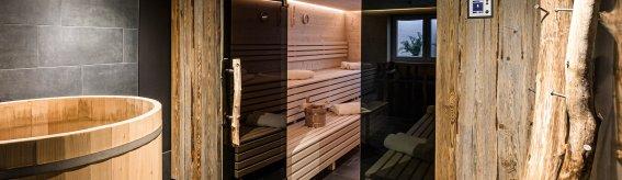 Saunabereich Loretto