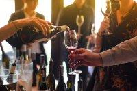 Weinprobe im Loretto