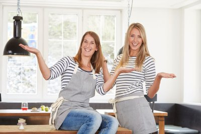 Aimée und Daniela