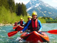 Rafting Klassiker - map-Erlebnis