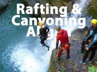 MAP-Erlebnis-Canyoning
