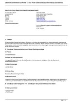Bauverwaltung Grundstückskataster