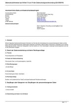 Bürgerinfo Personalausweis, Reisepässe